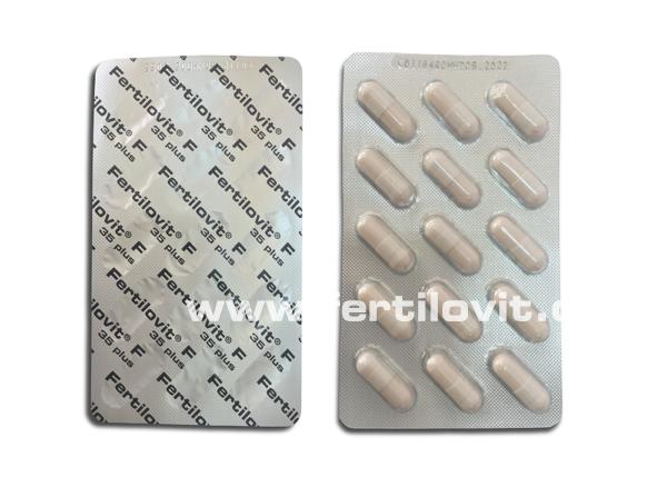 Fertilovit F 35 Plus N30 capsules