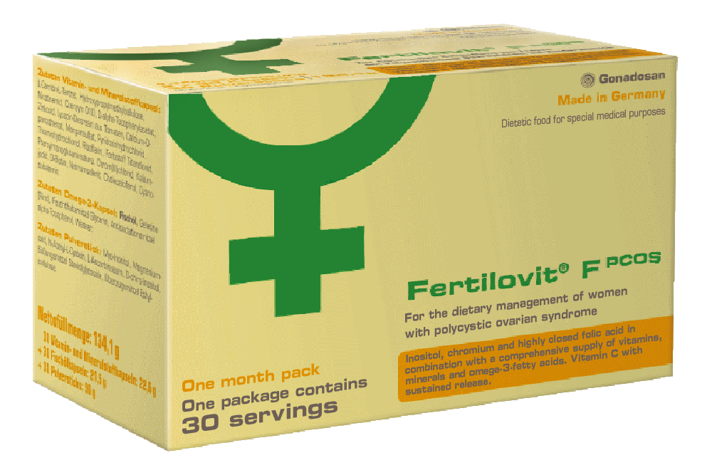 Fertilovit F PCOS